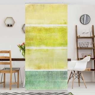 In- & Outdoorteppich Kubana - Kunstfaser - Grün / Schwarz - 123 x 150 cm, Luxor living