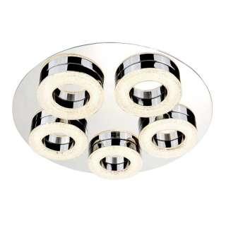 Design Spiegel mit geometrischem Muster modern