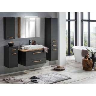 Wohnzimmer Sideboard mit Grey Wash Effekt modern
