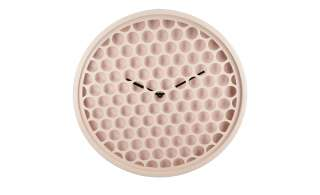 Wanduhr ¦ rosa/pink ¦ Maße (cm): H: 4,8 Ø: 40 Dekoration > Uhren & Wetterstationen - Höffner