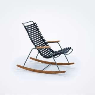 Houe - Click Kinderschaukelstuhl - schwarz 20 - indoor
