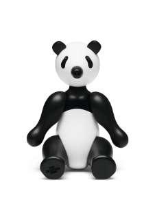 Kay Bojesen - Panda - WWF Limited Edition - mittel - schwarz/weiß - indoor