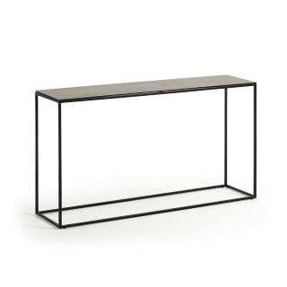 Flur Tisch mit Keramikplatte 110 cm breit