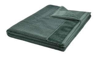 VOSSEN Badetuch  Pure ¦ grün ¦ 100% Bio-Baumwolle ¦ Maße (cm): B: 100 Badtextilien und Zubehör > Handtücher & Badetücher > Badetücher & Saunatücher - Höffner