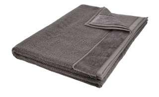 VOSSEN Badetuch  Pure ¦ grau ¦ 100% Bio-Baumwolle ¦ Maße (cm): B: 100 Badtextilien und Zubehör > Handtücher & Badetücher > Badetücher & Saunatücher - Höffner