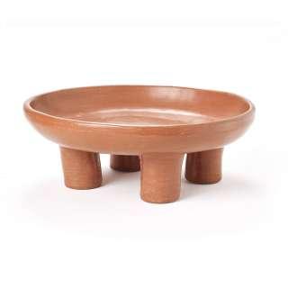 Ames - Barro Keramikschale - terrakotta - gross - indoor