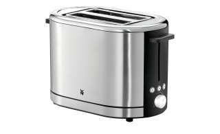 WMF Toaster Lono  0414090011 ¦ silber ¦ Edelstahl, Kunststoff ¦ Maße (cm): B: 32 H: 19,3 T: 22,2 Elektrokleingeräte > Toaster - Höffner