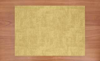 ASA SELECTION Platzset  Meli-Melo ¦ gelb ¦ Polyurethane ¦ Maße (cm): B: 46 Heimtextilien > Tischwäsche > Platzsets - Höffner