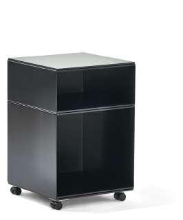 Richard Lampert - Stak Container - schwarz - Container 2 - indoor