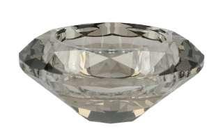 Teelichthalter ¦ grau ¦ Glas  ¦ Maße (cm): H: 3 Ø: 7 Dekoration > Kerzen & Lichter > Kerzenständer - Höffner