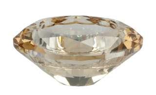 Teelichthalter ¦ braun ¦ Glas  ¦ Maße (cm): H: 3 Ø: 7 Dekoration > Kerzen & Lichter > Kerzenständer - Höffner