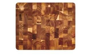 Meisterkoch Schneidebrett ¦ holzfarben ¦ Holz ¦ Maße (cm): B: 30 H: 3 T: 30 Küchenzubehör & Helfer > Schneidebretter - Höffner