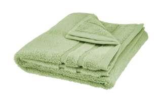 HOME STORY Handtuch  Das neue Kuschel Wuschel ¦ grün ¦ 100% reine Baumwolle ¦ Maße (cm): B: 50 Badtextilien und Zubehör > Handtücher & Badetücher > Handtücher - Höffner