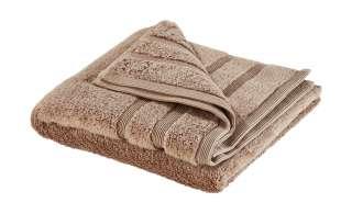 HOME STORY Duschtuch  Das neue Kuschel Wuschel ¦ beige ¦ 100% reine Baumwolle ¦ Maße (cm): B: 70 Badtextilien und Zubehör > Handtücher & Badetücher > Handtücher - Höffner