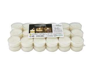 36er-Pack Teelichte ¦ weiß ¦ Kunststoff, Wachs Dekoration > Kerzen & Lichter - Höffner
