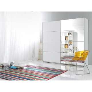 Design Esstisch in Weiß Rund