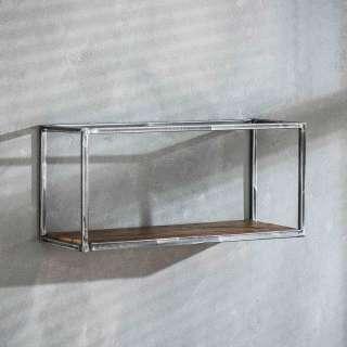 Esstisch Saigon aus Mangoholz und Metall 180 x 90 cm