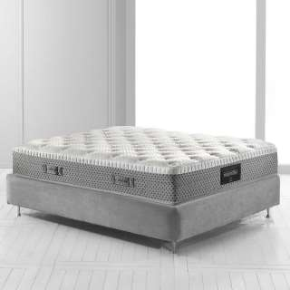 Komfortschaum Matratze mit Klimavlies Doppeltuch