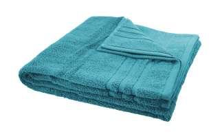 LAVIDA Duschtuch  Soft Cotton ¦ türkis/petrol ¦ reine Micro-Baumwolle ¦ Maße (cm): B: 70 Badtextilien und Zubehör > Handtücher & Badetücher > Handtücher - Höffner