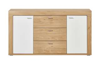 uno Sideboard  Akzent ¦ holzfarben ¦ Maße (cm): B: 150 H: 82 T: 39 Kommoden & Sideboards > Sideboards - Höffner