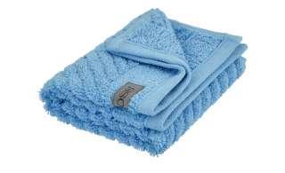 Ross Gästetuch  4006 ¦ blau ¦ 100% Baumwolle ¦ Maße (cm): B: 30 Badtextilien und Zubehör > Handtücher & Badetücher > Gästetücher - Höffner