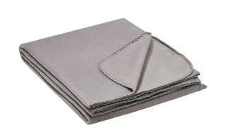 Polarfleecedecke  Billy ¦ grau ¦ 100% Polyester, Polyester ¦ Maße (cm): B: 130 Heimtextilien > Kuscheldecken - Höffner