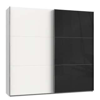 Badezimmermöbel Set in Weiß Spiegelschrank (3-teilig)