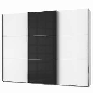 Home affaire Nachttisch mit Schublade und Tür, weiß »Slimline«, FSC®-zertifiziert