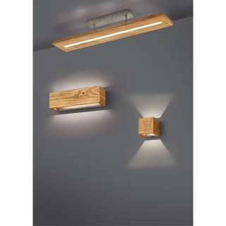 home24 LED-Wandleuchte Brad I