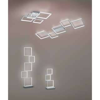 home24 LED-Deckenleuchte Sorrento I