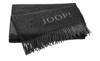 JOOP! Wohnplaid  Joop!Fine Doubleface ¦ grau ¦ 80% Wolle, 20% Kaschmir ¦ Maße (cm): B: 130 Heimtextilien > Kuscheldecken - Höffner