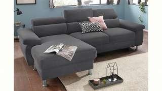 GMK Home & Living Schreibtisch mit Metallgestell, schwarz »Dalem«, FSC®-zertifiziert