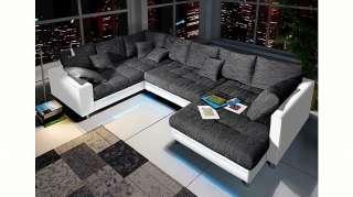set one by Musterring Schwebetürenschrank mit Dekorfront und Spiegel »dayton«, weiß, Höhe 236cm, Breite 300cm, FSC®-zertifiziert