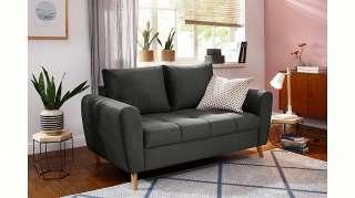 Home affaire 2-Sitzer »Penelope«, mit feiner Steppung im skandinavischem Design