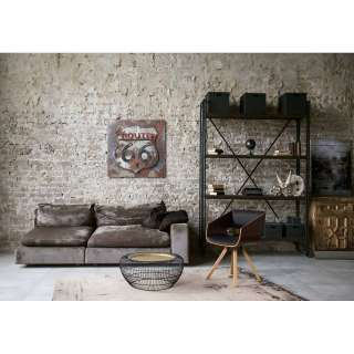 Wohnzimmer Sideboard aus Eiche Massivholz hell geölt