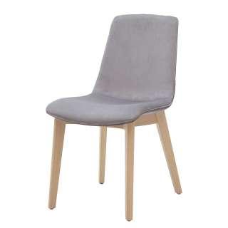 Sofa Tische aus Akazie Massivholz rund Stahl Schwarz (2-teilig)