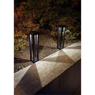 home24 LED-Wegeleuchte Ripton