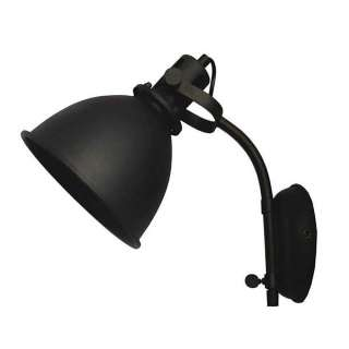 Wandlampe in Schwarz Loft Design