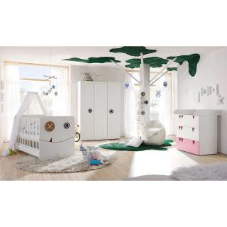 home24 Babyzimmer hülsta now minimo II (5-tlg)