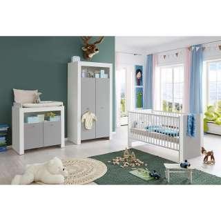 home24 Babyzimmer-Set Pia (3-teilig)