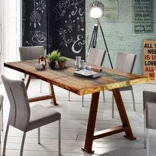 Schreibtisch mit Regal Weiß Hellgrau