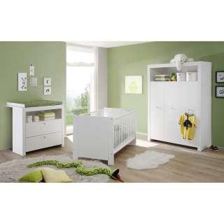 home24 Babyzimmer-Set Olivia (3-teilig)