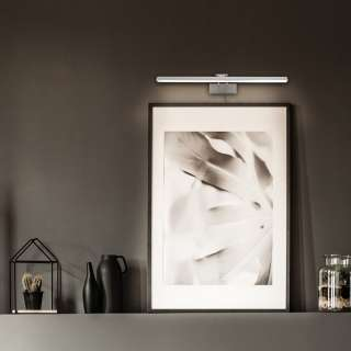 home24 LED-Wandleuchte Litho II