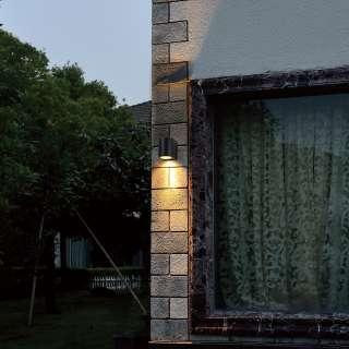home24 LED-Wandleuchte Brillion I