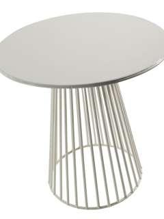 Serax - Bistrotisch - H 30 cm - weiß - indoor