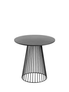 Serax - Bistrotisch - H 40 cm - schwarz - indoor