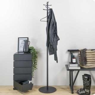 Kleiderständer aus Stahl 35 cm breit
