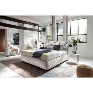 Home affaire Highboard »Basano« mit 2 Türen und 2 offene Fächer, Breite 132 cm
