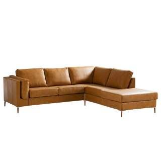 TOM TAILOR Bigsofa »BIG CUBE STYLE ROUND«, mit Stegkissen, extra große Sitztiefe, Breite 244 cm