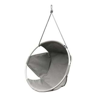 TRIMM Copenhagen - Outdoor Cocoon hang chair, taupe - outdoor